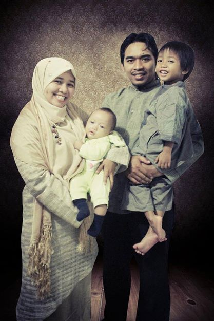 my warm family
